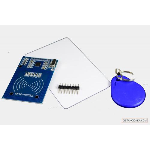 RFID модуль RC522 + карта + брелок