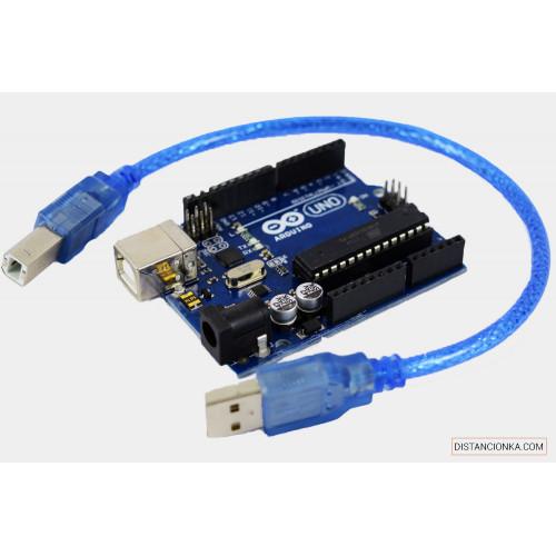 Модуль arduino UNO R3 ATMEGA16U2 + MEGA328P