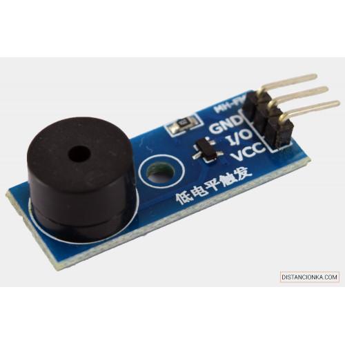 Модуль с динамиком (buzzer) для Arduino