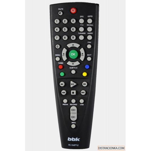 BBK RC-SMP712