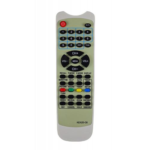 ELECTRON KEX2D-C6