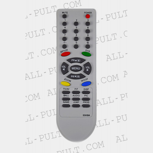 CHINA TV  (в корпусе LG 55K8A)