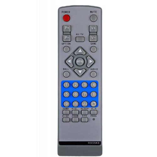 CHINA TV (в корпусе BRAVIS HX55K8)