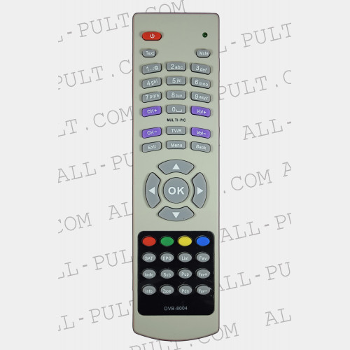 EURO SKY DVB-8004