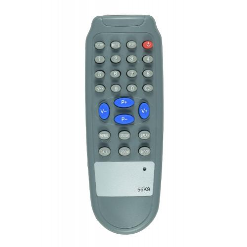 CHINA TV  55K9R (корпус START P81)