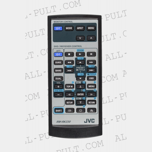 JVC RM-RK230 Оригинал