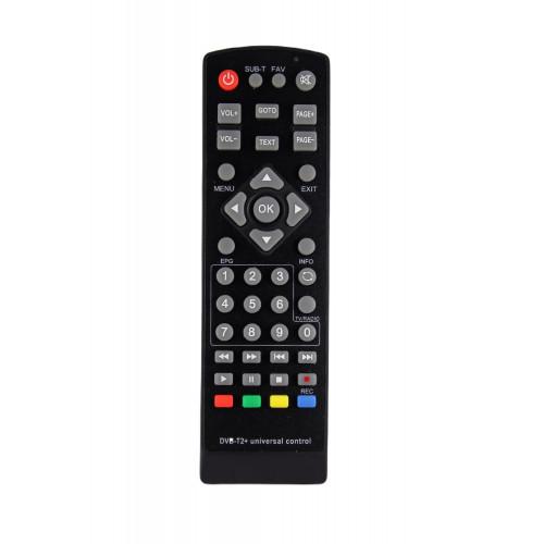Универсальный пульт для DVB-T2 HRM-1157