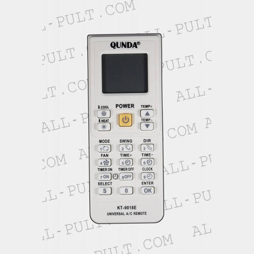 KT-9018 универсальный пульт
