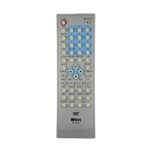 WEST DVX5126
